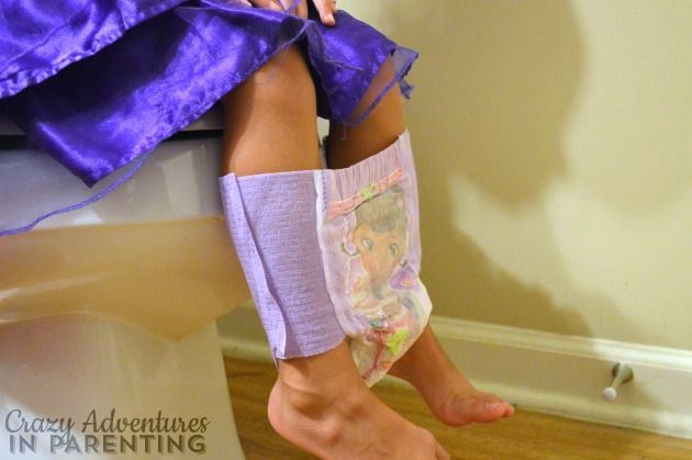 Why I Chose to Potty Train with Pull-Ups® Training Pants #PottyPartnership #Puppy   Crazy Adventures in Parenting