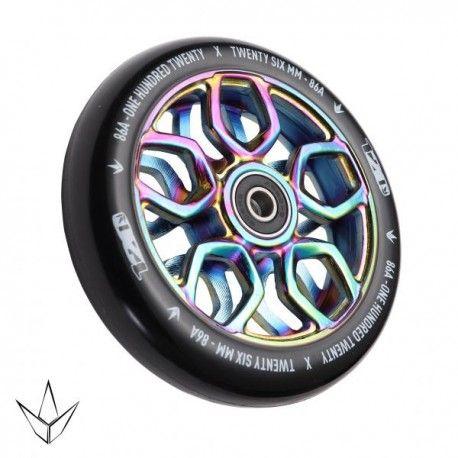 Blunt Lambo 120mm Scooter Wheel - Neochrome