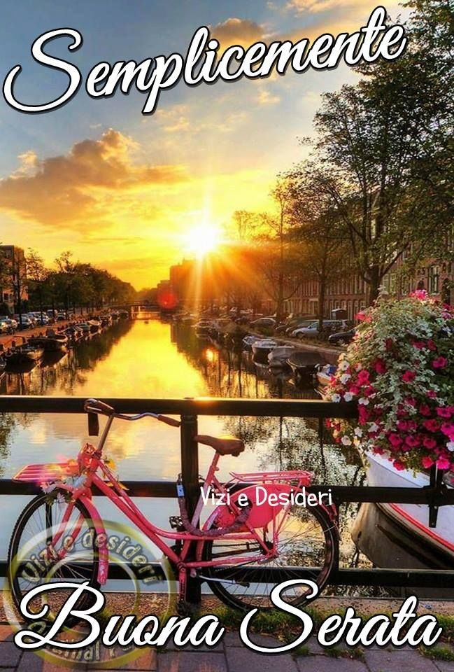 Semplicement Buona Serata #buonaserata amsterdam