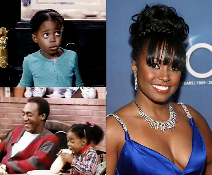 Keshia Knight Pulliam – was the little sister everyone came to know and love, as Rudy Huxtable, played by Keisha Knight Pulliam. WOW LOOK AT HER NOW!