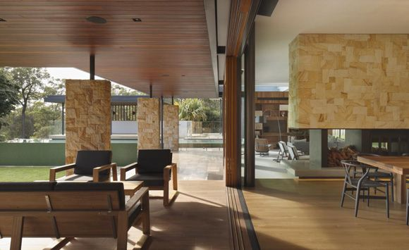 Eco Outdoor - Project of the Month - December 2013 - Perfect placement