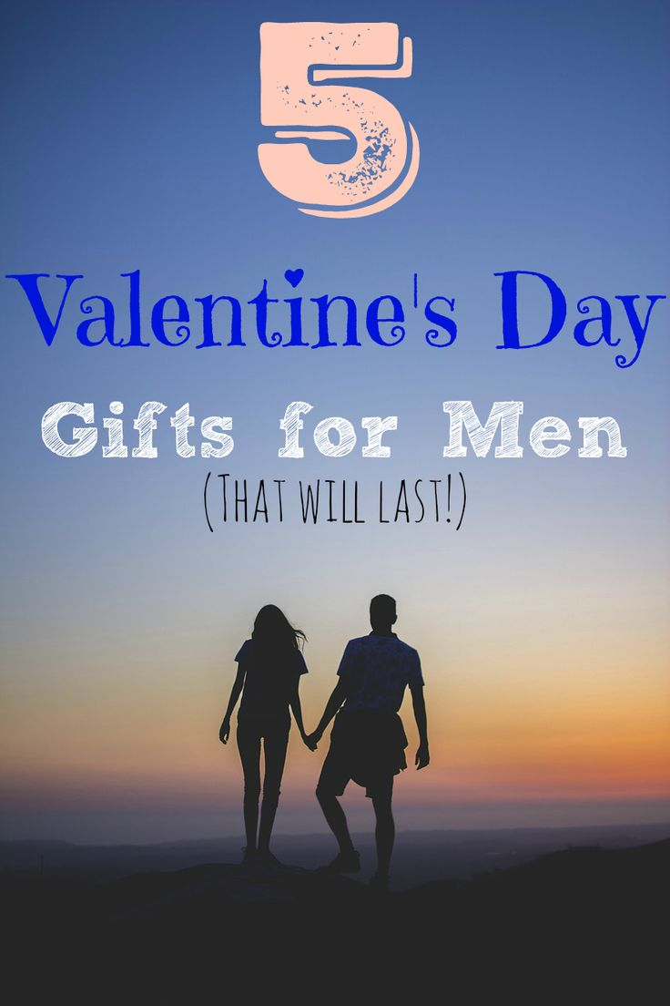 5 Valentine's Day Gifts for Men