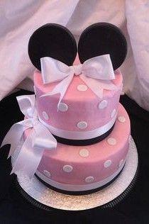 73 best Minnie Mouse Cake Ideas images on Pinterest Mini mouse