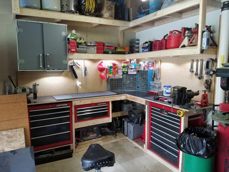 garage workbench ideas pinterest - 25 unique Workbench ideas ideas on Pinterest