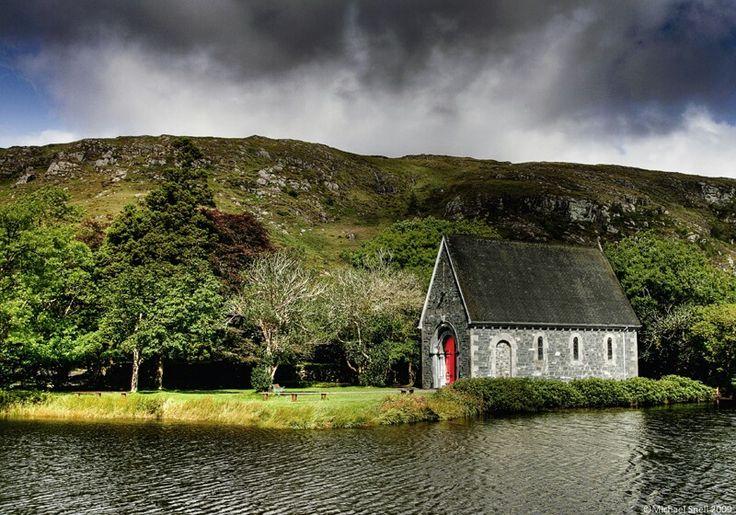St. Finbars, Gougane Barra, West Cork, Ireland