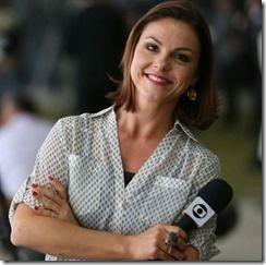 RS Notícias: Vanessa Felippe, jornalista. Repórter do Grupo RBS...
