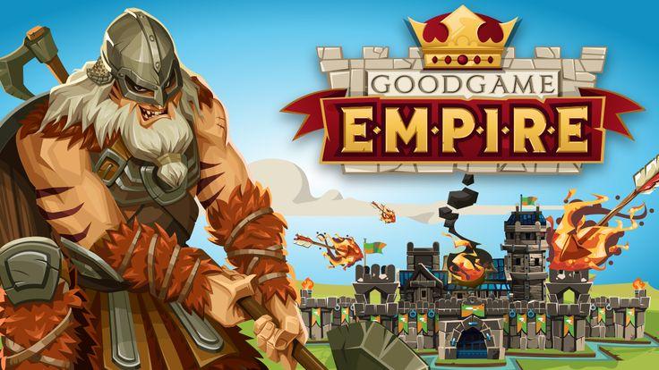 Goodgame Empire  экономическая стратегия
