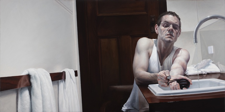 """Jeremy Geddes """"Tribute to the Protestant Work Ethic"""""""