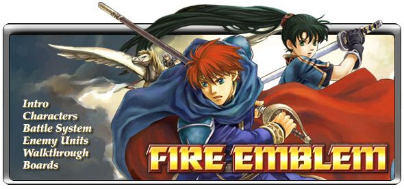 5 Reasons Fire Emblem on GBA, is a Indispensable RPG http://www.wcityauctions.com/game-reviews/655-5-reasons-fire-emblem-on-gba-is-a-indispensable-rpg #gba #videogames