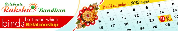 Rakhi is one of the most eagerly waited festivals. When Raksha Bandhan comes, everyone is wondering about when is Rakhi in 2013, let me tell you that this year the festival of rakhi will be celebrated on August 21. Rakhi is one of the most eagerly waited festivals and every Indian waits for its celebration in the following year. Here in the post you can get perfect ideas for rakhi date & calendar and also do planning for best rakhi gifts for brother & sister online at discounted price in…