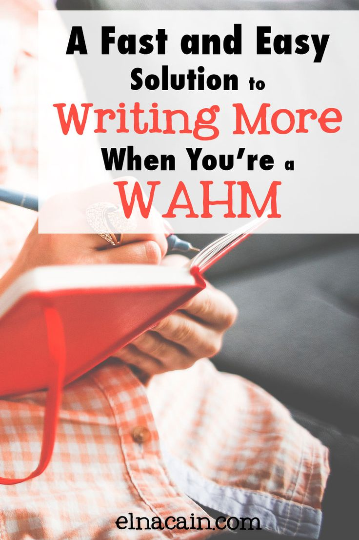 best elna cain blog lance writing tips images on  a fast and easy solution to writing more when you re a wahm