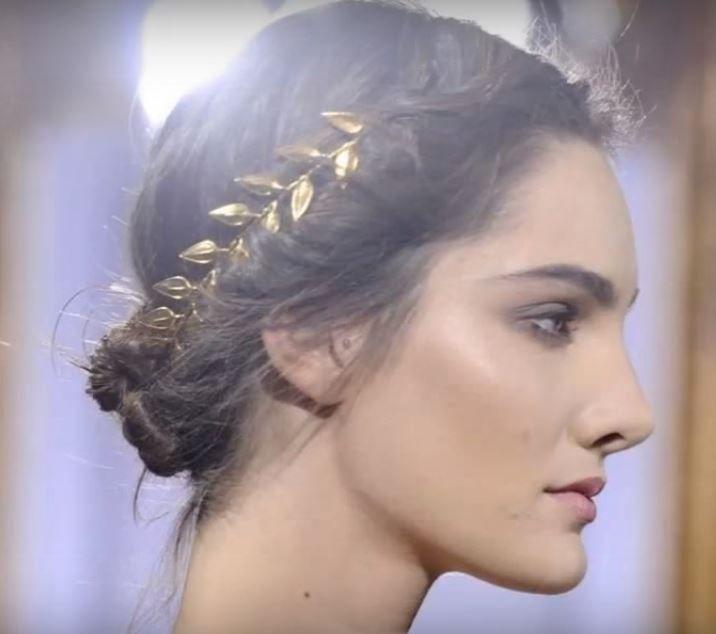 más de 25 bellas ideas sobre peinados de fiesta sencillos en
