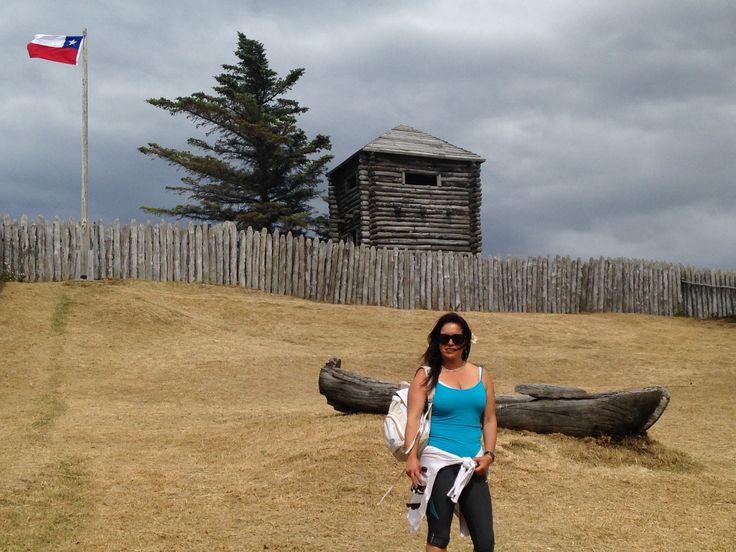 Fuerte Bulnes; Punta Arenas