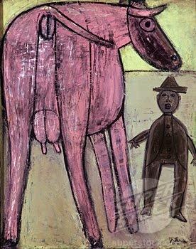 JEAN DUBUFFET http://www.widewalls.ch/artist/jean-dubuffet/ #painting #sculpture
