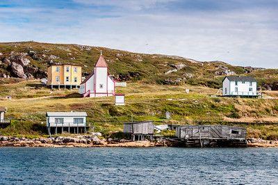 Newfoundland and Labrador Battle Harbor