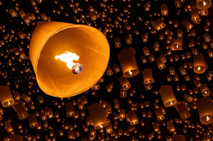 Floating lantern by Patrick ;-) - Photo 22860383 - 500px