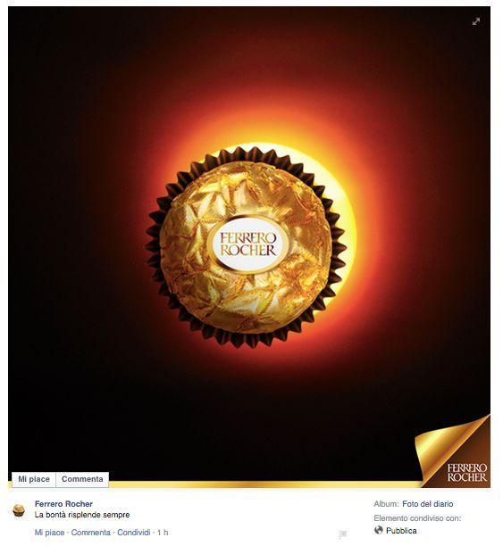 Ferrero Rocher Eclissi
