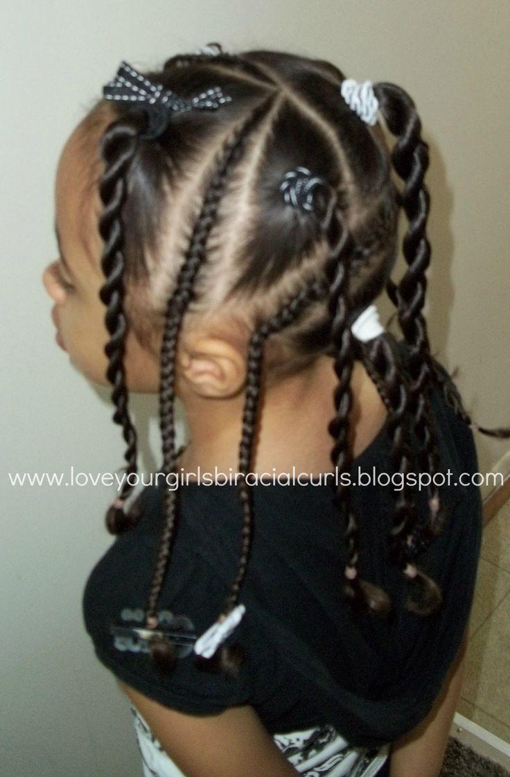 Fabulous 1000 Images About Jalliyah And Makayla On Pinterest Black Girls Short Hairstyles For Black Women Fulllsitofus