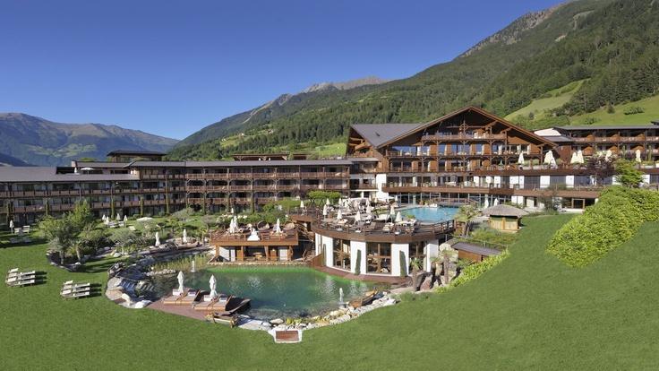 5 Sterne Deluxe Hotel in Südtirol - Golf und Wellnesshotel Wellness SPA Resort - Andreus Südtirol St. Leonhard
