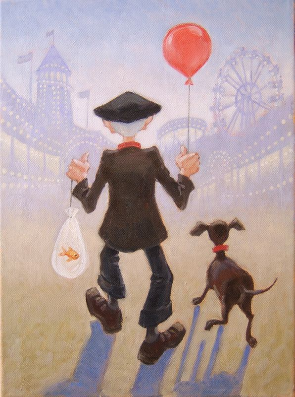 A lucky Day  Limited Edition Prints Available here in The North East Art Collective Eldon Garden Newcastle