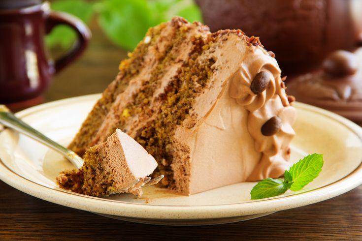 La torta moka è una classica torta al caffè, ingrediente da cui deriva il suo…