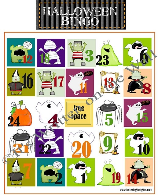 FREE Halloween Bingo game: Facebook Games, Crafts Ideas, Facebook App, Free Halloween, Bingo Games Fre, Bingo Galleries, Fun, Bingo Pin, Facebook Friends