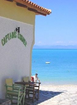 Agios nikitas Lefkas vakantie Griekenland