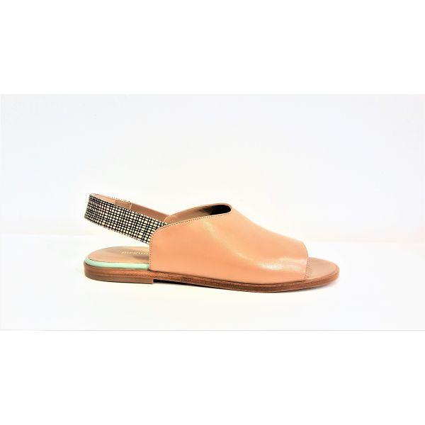 Megumi Ochi Sandalen M17 - 1622 BEIGE | Finezza schoenen | Storesquare