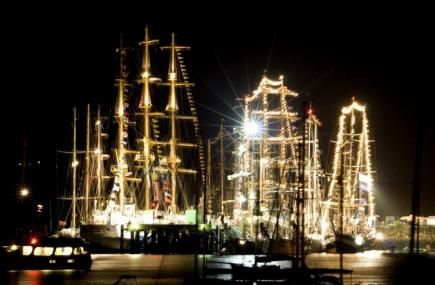 28th - 31st August  Falmouth Tall Ships 2014   Cornwall