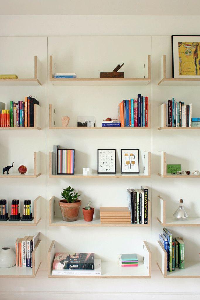 Prateleiras modulares no estilo minimalista, por Jardine Couture | CV Shelving System; minimalist; individual shelves; minimalist design; minimalism.