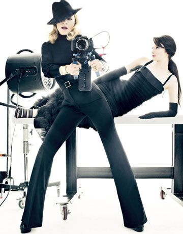 Madonna Interview: the superstar talks women, power & sexuality