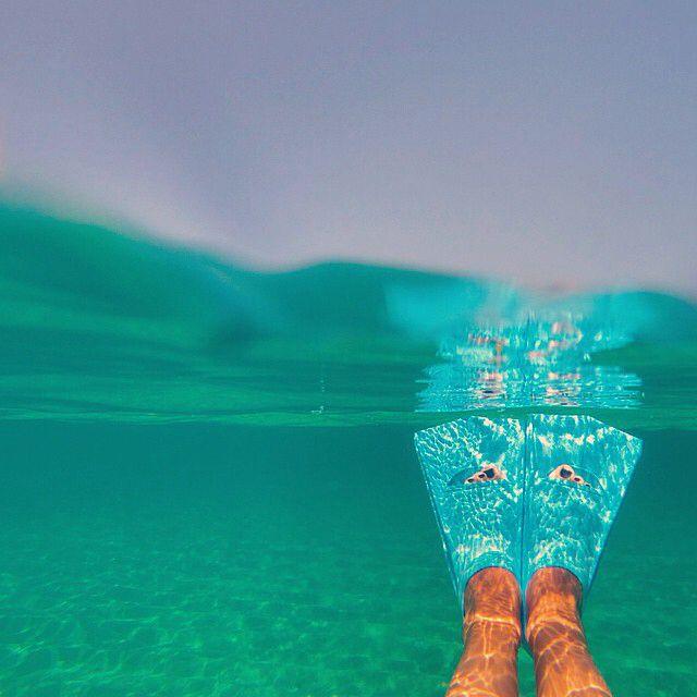 Blue Summer @mariahoriati