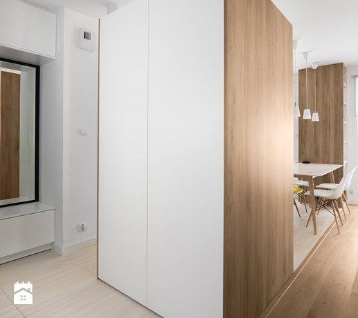 Aranżacje wnętrz - Hol / Przedpokój: Mieszkanie M&M - Hol / przedpokój, styl minimalistyczny - 081architekci. Przeglądaj, dodawaj i zapisuj najlepsze zdjęcia, pomysły i inspiracje designerskie. W bazie mamy już prawie milion fotografii!