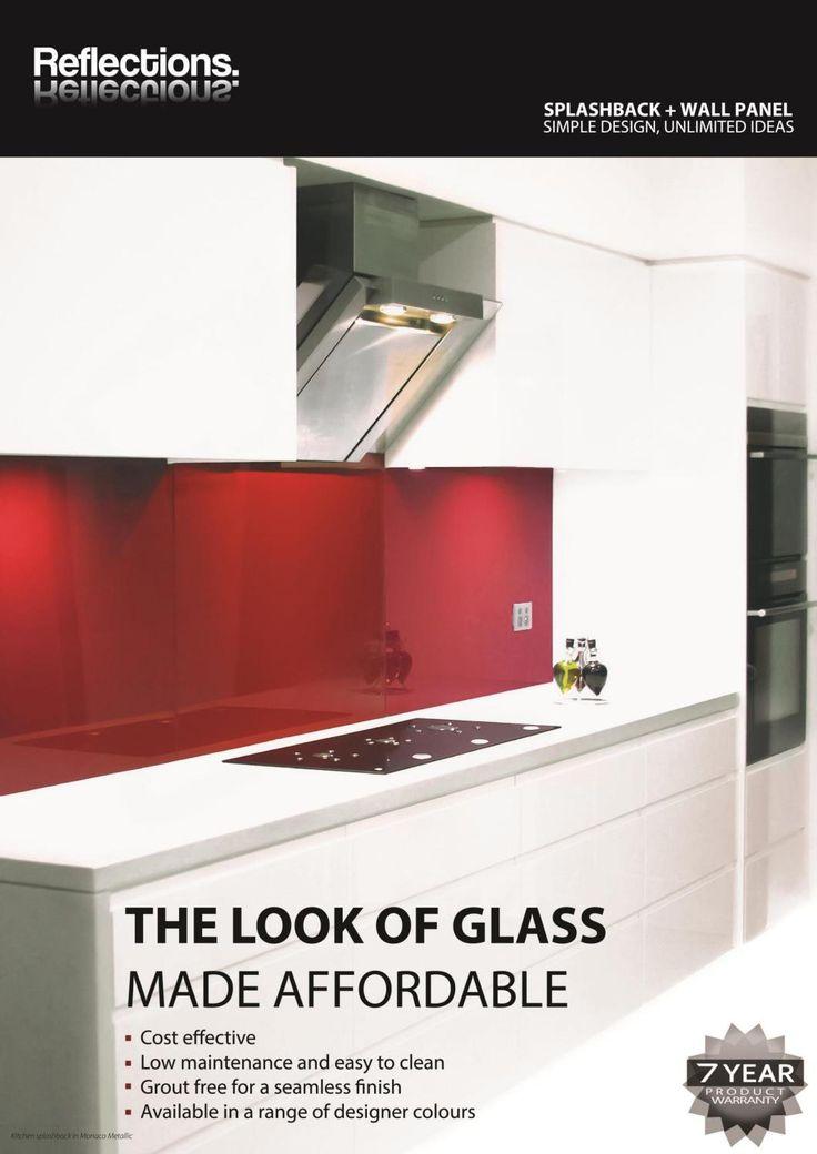 Reflections Splashback & Paneling Brochure