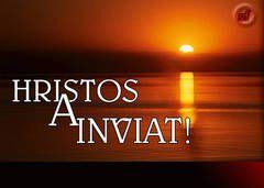 ''Hristos a inviat'', in principalele limbi vorbite pe glob