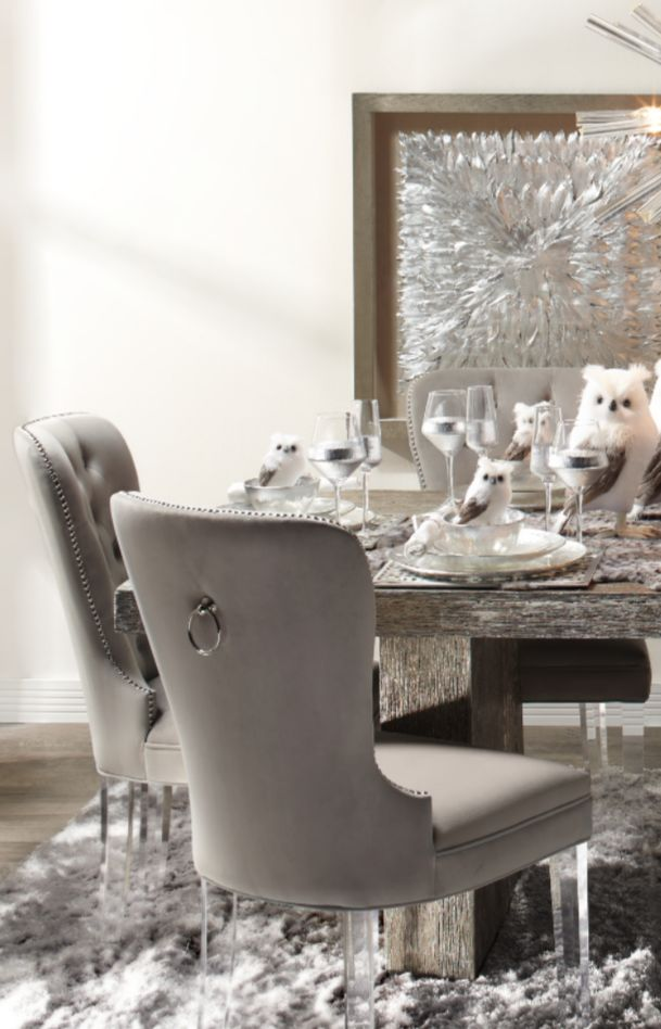 Welcome Home Timber Dining Inspiration Look On