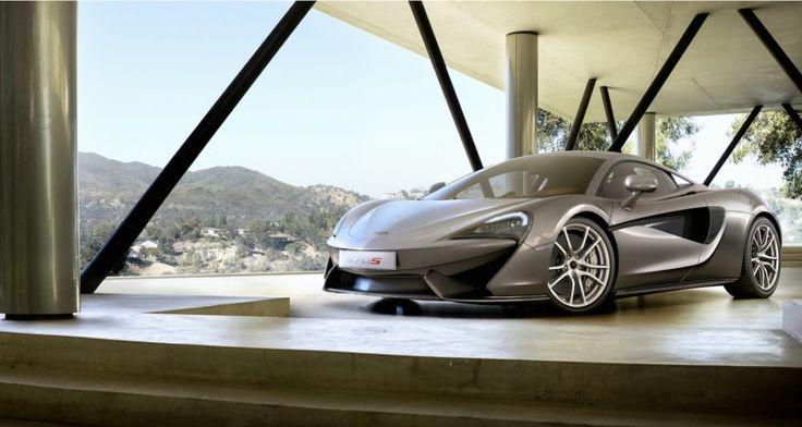 Australia: McLaren 540C and 570S prices announced