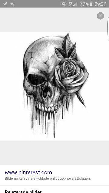 Skullrose