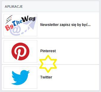 Już od dawna możecie nas śledzić w innych portalach społecznościowych! #Twitter ? #Pinterest? #Google+? Po prawej stronie znajdziecie aplikacje, które pomogą Wam szybko przejść do innych Social Media