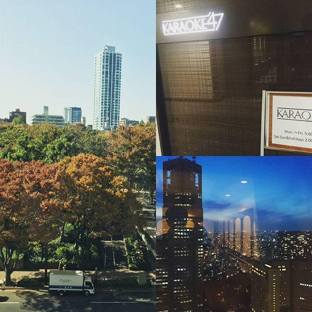 Instagram【soccer.142921】さんの写真をピンしています。 《#新宿にある #ハイアットリージェンシー東京 で #お爺ちゃんの #90歳 #祝いパーティ #昼間っから呑み #三次会は #京王プラザホテル の #最上階47階の1時間1万円カラオケ行ってきたwww #夜景 #綺麗 #地元に帰り飲んで帰宅 #🍺 #🍷 #🌃 #🏢 #👴 #🎤 #明日から仕事頑張ろう》