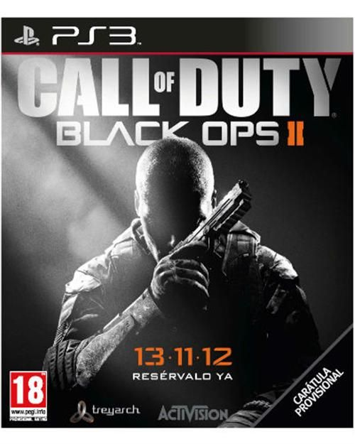 Call of Duty: Black Ops II PS3 18+ Your #1 Source for Video Games, Consoles & Accessories! Multicitygames.com