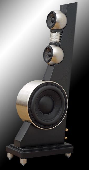 Anthony Gallo Acoustics Reference 3.1 Speaker pair - www.remix-numerisation.fr
