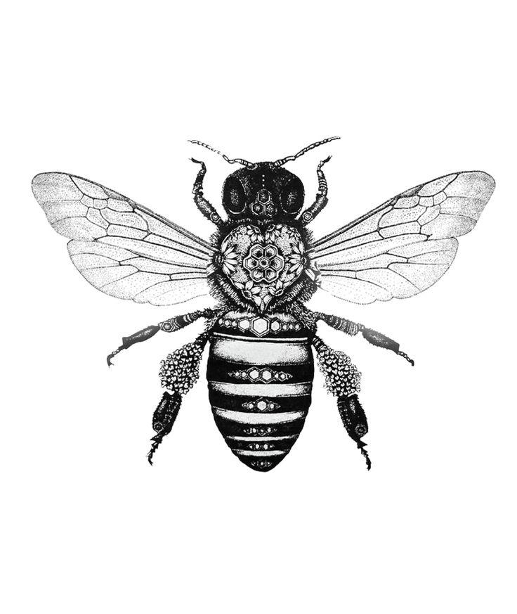 graphic-bee-tattoo-x2.jpg (910×1080)                                                                                                                                                     More