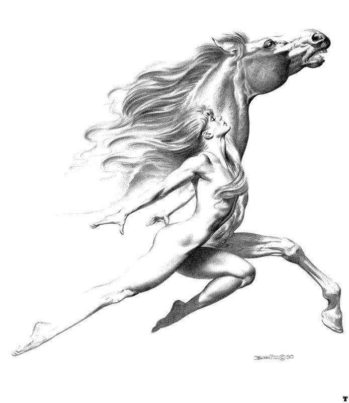 Boris Vallejo art