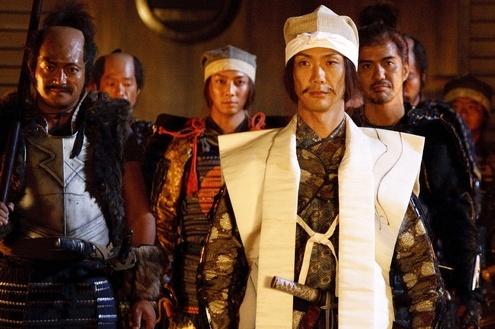 映画『のぼうの城』に主演している野村萬斎。破天荒で人なつっこい一軍の大将を見事に演じている。