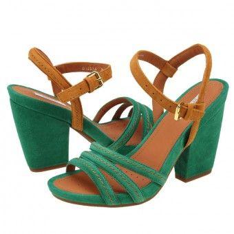 Sandale dama Geox verzi