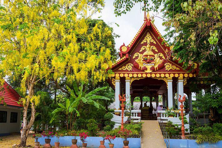 Остров Ко Самуи в Тайланде