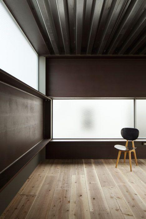 Log Rhythm by Mount Fuji Architects