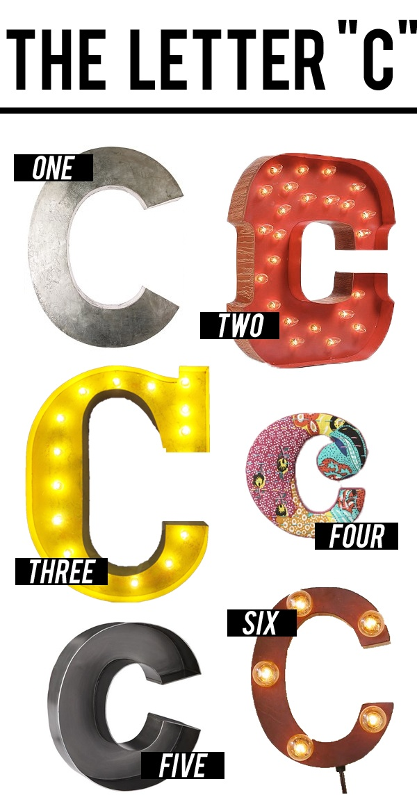 Best The Letter C  Monograms Images On   Letters