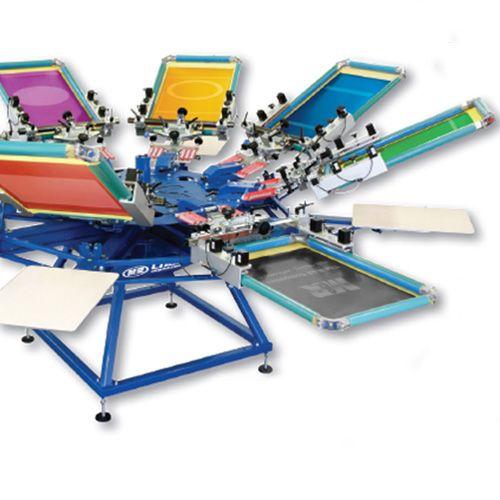 maquina para serigrafia